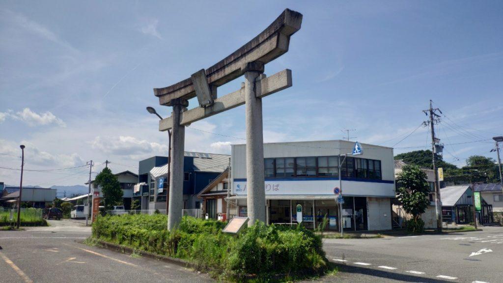 亀山駅周辺
