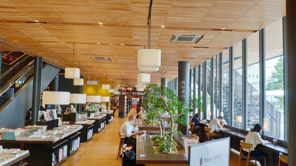 徳山駅のカフェ