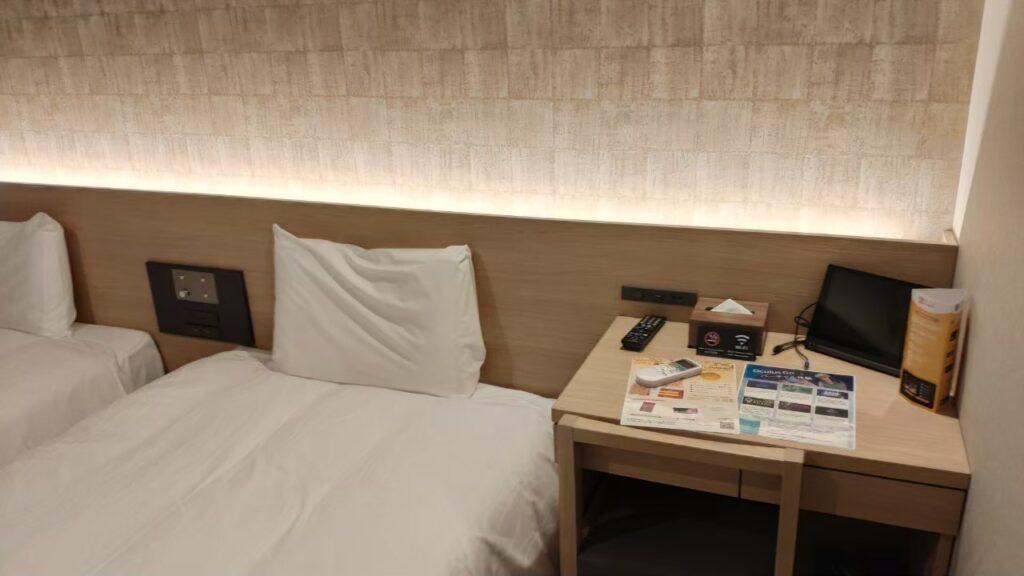 変なホテル金沢