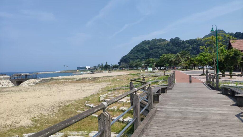 田ノ浦ビーチ