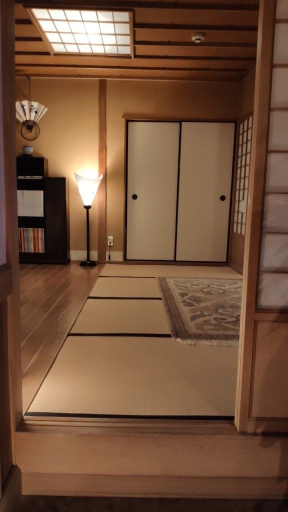 武雄温泉 扇屋さん入り口
