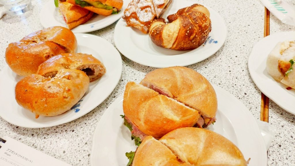 博多のパン屋、サイラーのパン