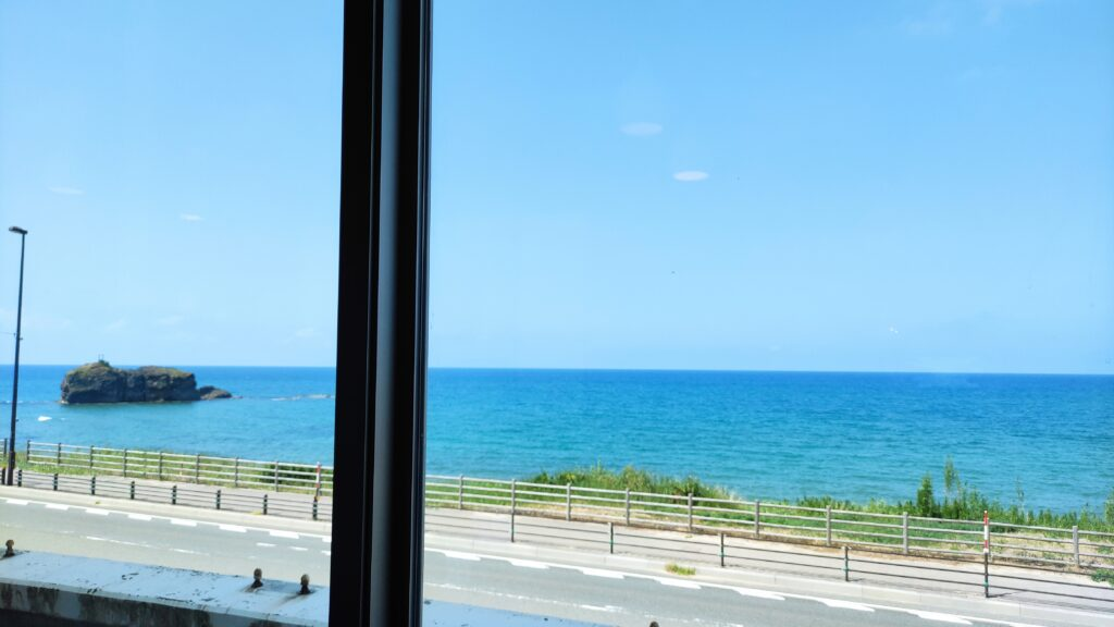 道の駅神話の里 白兎海岸のレストラン