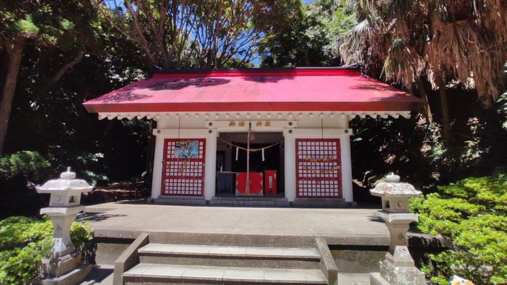 佐多岬の御崎神社