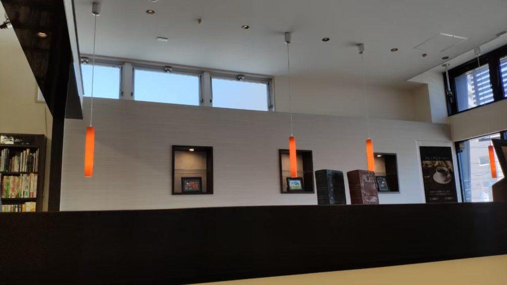 鹿児島の電源付きカフェ