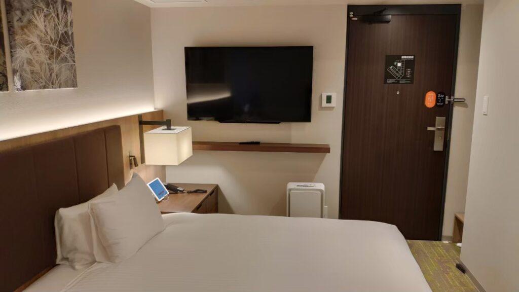ホテルフォルツァ金沢の部屋