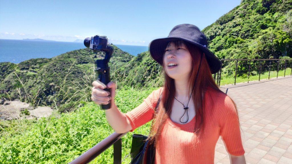 佐多岬の散歩道
