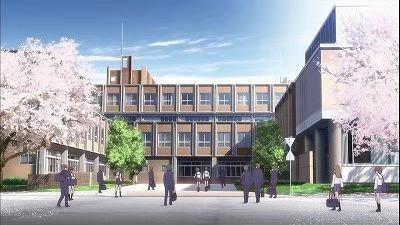 金沢美術工芸大学(花咲くいろは)